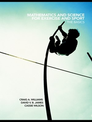 Mathematics and Science for Exercise and Sport