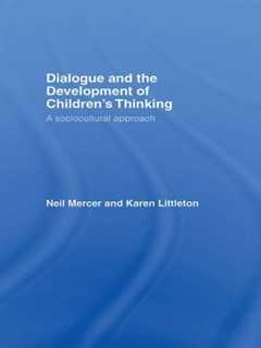 Dialogue and the Development of Children