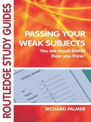 (ebook) Passing Your Weak Subjects