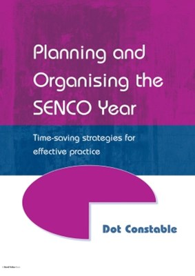(ebook) Planning and Organising the SENCO Year