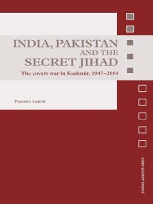 (ebook) India, Pakistan and the Secret Jihad