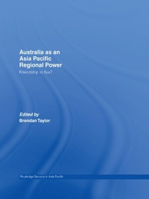 (ebook) Australia as an Asia-Pacific Regional Power