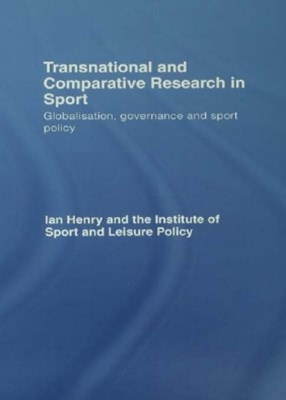 (ebook) Transnational and Comparative Research in Sport