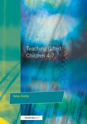 (ebook) Teaching Gifted Children 4-7
