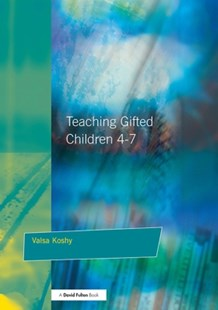 (ebook) Teaching Gifted Children 4-7 - Education Pre-School