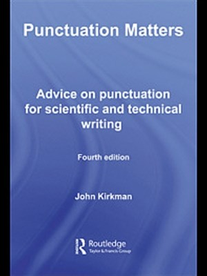 (ebook) Punctuation Matters