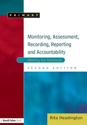 (ebook) Monitoring, Assessment, Recording, Reporting and Accountability, Second Edition