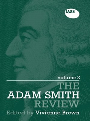 (ebook) The Adam Smith Review Volume 2