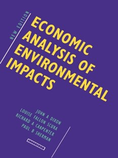 (ebook) Economic Analysis of Environmental Impacts - Business & Finance Ecommerce