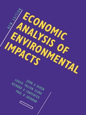 Economic Analysis of Environmental Impacts