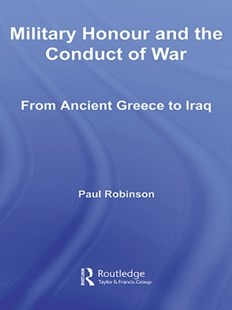 (ebook) Military Honour and the Conduct of War - Military