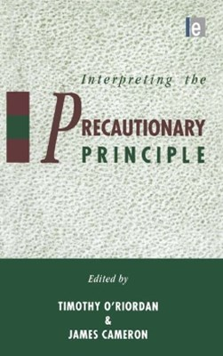 (ebook) Interpreting the Precautionary Principle