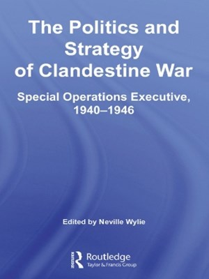 (ebook) The Politics and Strategy of Clandestine War
