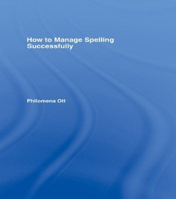 (ebook) How to Manage Spelling Successfully