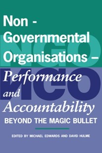 (ebook) Non-Governmental Organisations - Performance and Accountability - Business & Finance Ecommerce