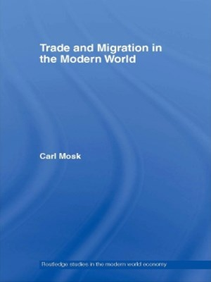 (ebook) Trade and Migration in the Modern World