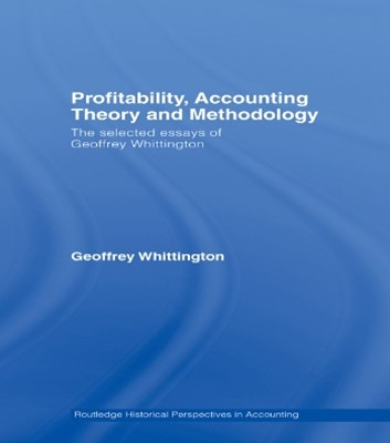 Profitability, Accounting Theory and Methodology