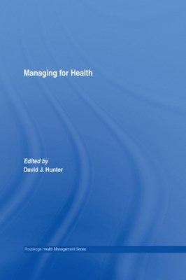 (ebook) Managing for Health