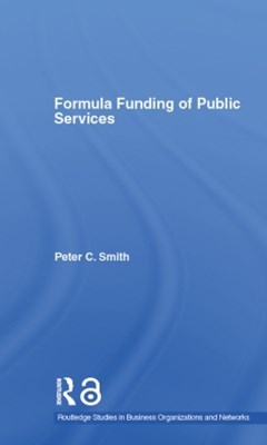 Formula Funding of Public Services