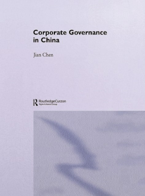 (ebook) Corporate Governance in China