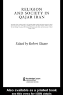 Religion and Society in Qajar Iran