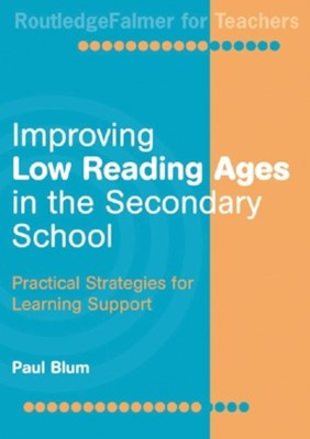 Improving Low-Reading Ages in the Secondary School