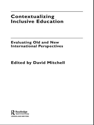 Contextualizing Inclusive Education