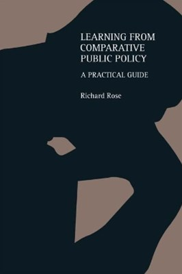 Learning From Comparative Public Policy