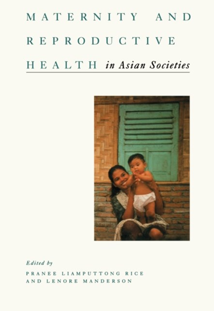 (ebook) Maternity and Reproductive Health in Asian Societies