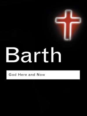 (ebook) God Here and Now
