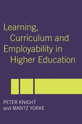 (ebook) Learning, Curriculum and Employability in Higher Education