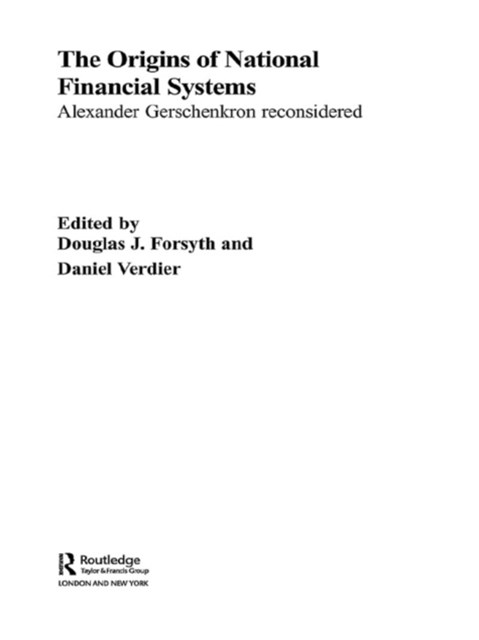 The Origins of National Financial Systems