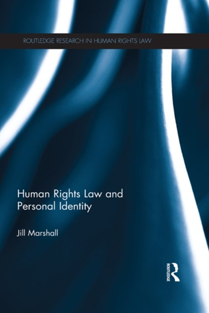 (ebook) Human Rights Law and Personal Identity