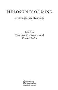 (ebook) Philosophy of Mind: Contemporary Readings - Philosophy Modern