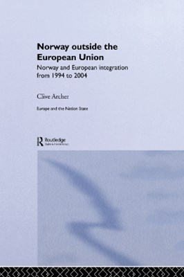 (ebook) Norway Outside the European Union