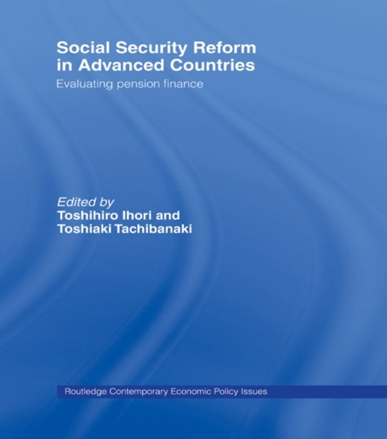 Social Security Reform in Advanced Countries