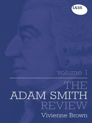 The Adam Smith Review: Volume 1