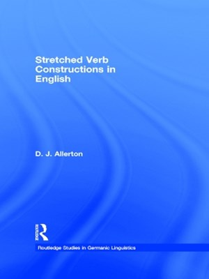 (ebook) Stretched Verb Constructions in English