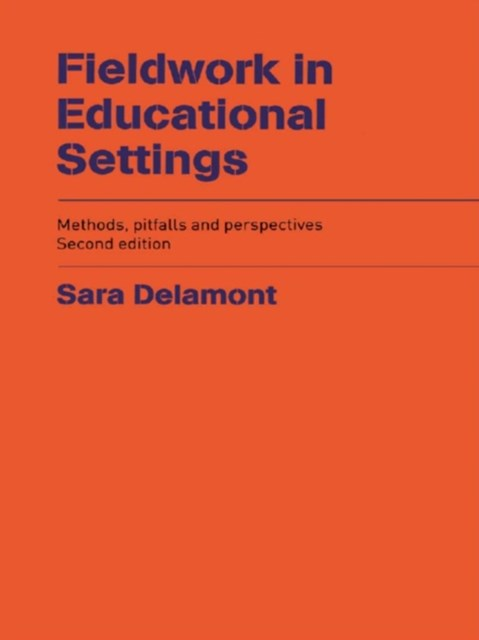 Fieldwork in Educational Settings