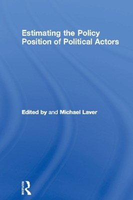 Estimating the Policy Position of Political Actors