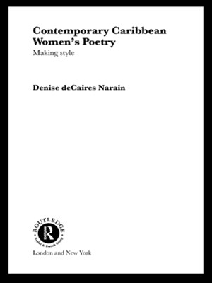 Contemporary Caribbean Women's Poetry