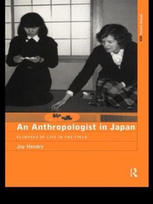 (ebook) An Anthropologist in Japan