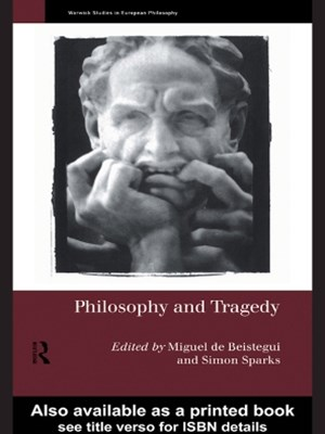 (ebook) Philosophy and Tragedy