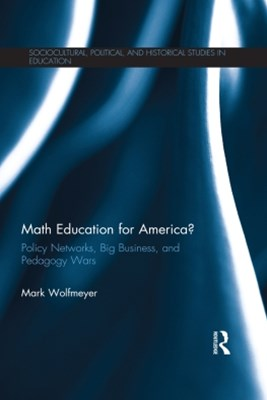 Math Education for America?