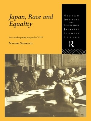 (ebook) Japan, Race and Equality