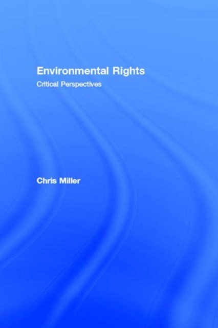 (ebook) Environmental Rights