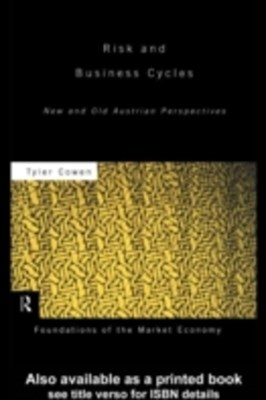 Risk and Business Cycles