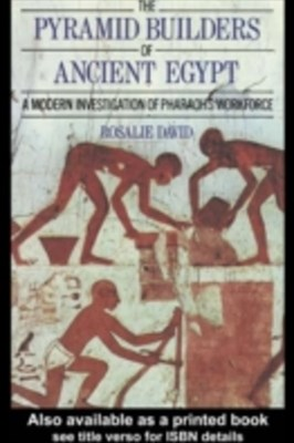 (ebook) The Pyramid Builders of Ancient Egypt