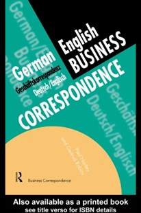 (ebook) German/English Business Correspondence - Non-Fiction