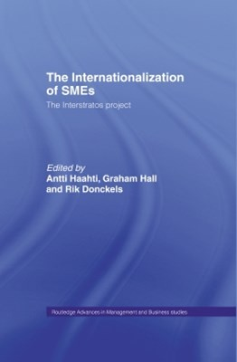 (ebook) The Internationalization of Small to Medium Enterprises